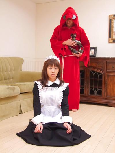 Teen sensation Aiuchi Shiori nice action