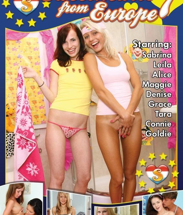 スィートハーツ・フロム・ヨーロッパ 7レズビアン:adult-rip.comをご覧ください!