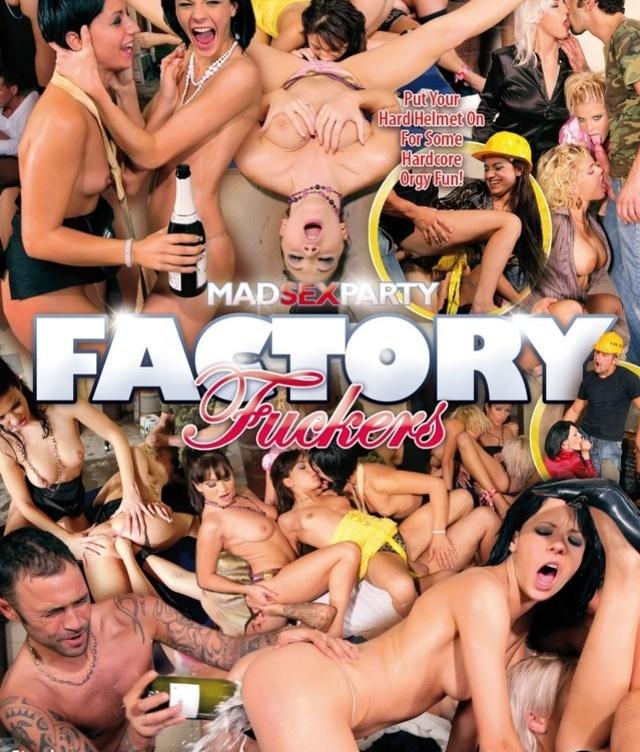 マッド・セックス・パーティー:ファクトリー・ファッカーズフェラ:adult-rip.comをご覧ください!