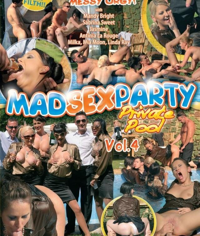 マッド・セックス・パーティー:プライベート・プール4グループ:adult-rip.comをご覧ください!