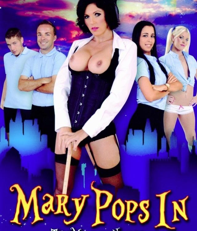 メアリー・マジカル・ポップセクシー熟女:adult-rip.comをご覧ください!
