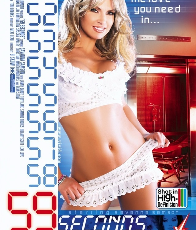 59 Seconds DVD