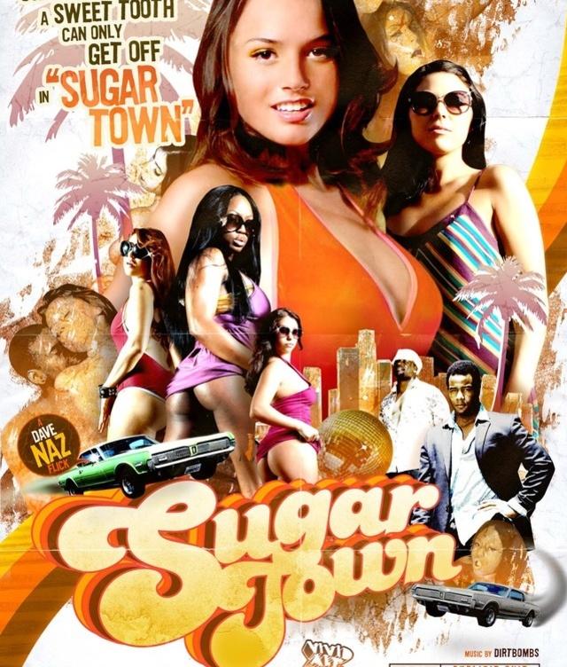 ブリティニー・スティーブンス (Britney Stevens)主演のシュガー・タウンをBDビデオでダウンロード
