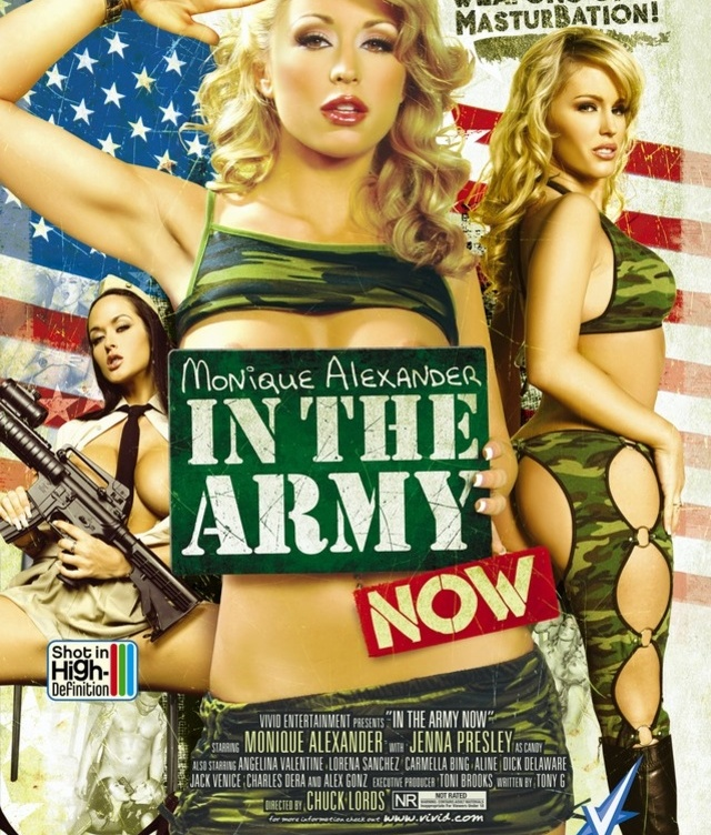 In The Army Now DVD