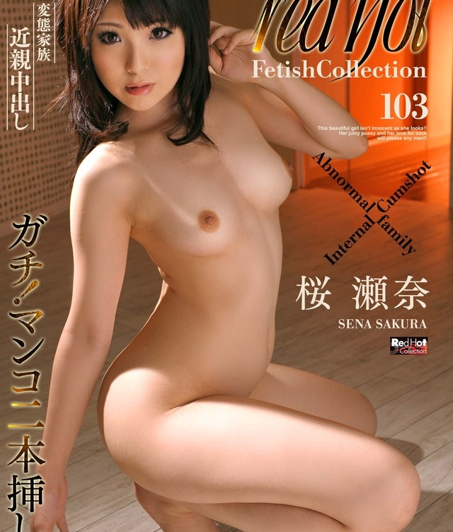 Red Hot Fetish Collection Vol.103 ~Abnormal family Internal Cumshot~ DVD