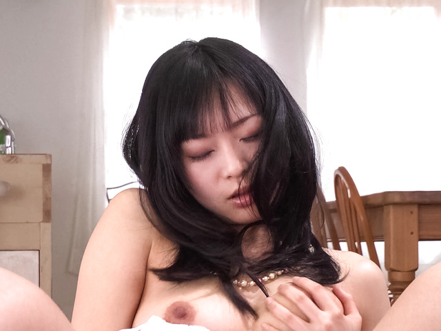 Nozomi Hatsuki Squirts All Over From Her Sex Toys Photo 4