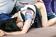 Horny Nozomi Hazuki Takes Pussy And Anal Sex Photo 3