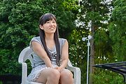Kinky outdoor porn with toys along Yui Kasugano  Photo 10