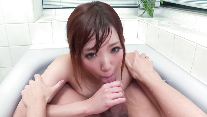 Young Asian sex special with nude Riko Satsuki