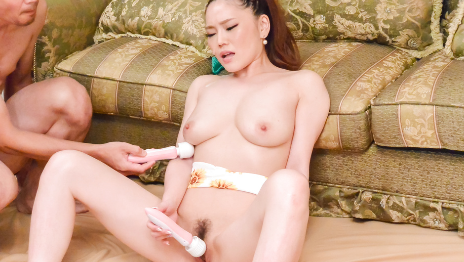 Japan blow job to end with facial scenes for Aya Mikami