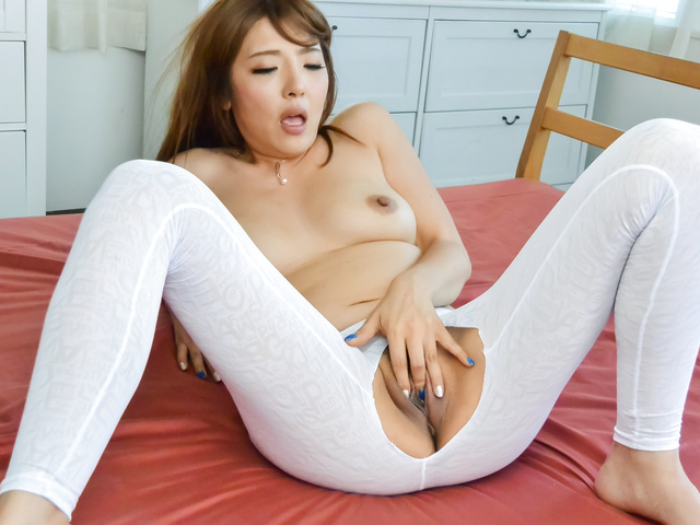 Sexy Japanese POV show with nastyChieri Matsunaga Photo 7