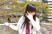 Asian schoolgirl presents herself masturbating  Photo 5