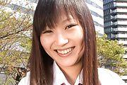 Asian schoolgirl presents herself masturbating  Photo 7