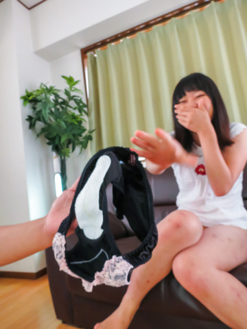 Yumi Tanaka receives full pleasure in top asain anal show Photo 1