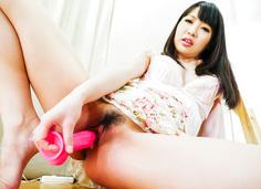 Asian amateur porn show along youngAya Kisaki