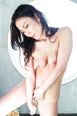 Sexy Asian anal masturbation with cock sucking Sera Ichijo Photo 4