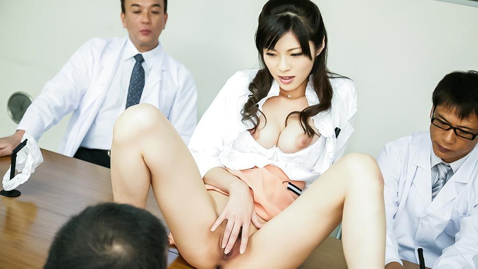 Tits gangbang babe sex yurikawa sara enjoys big that interrupt