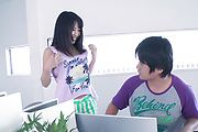Top rated Asian blowjob by young Kana Matsu Photo 2