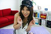 Karen Natsuhara gets a creampie in an asian gangbang Photo 2