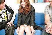 Warm Asian blowjob with busty Megu Kamijo  Photo 12