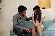 Hot Teen Megumi Shino Gets Ass Fucked And Creampied Photo 8