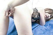 Superb Asian anal scenes along lovelyYuuka Kokoro Photo 8