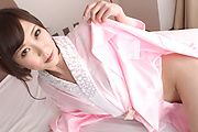 Stunning Group Asian blowjob along insolent wife Kotone Amamiya Photo 1