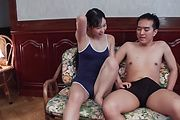 Top Japanese blowjob along sweet ass Yui Kasugano Photo 7
