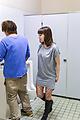Riho Mikami kneels before cock for Asian blowjob  Photo 7