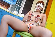 Rinka Aiuchi enjoys facials after japanese blowjobs Photo 5