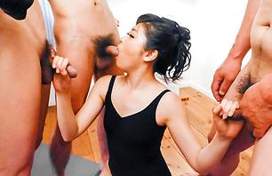 Harsh Asian blowjob by nastyRei...