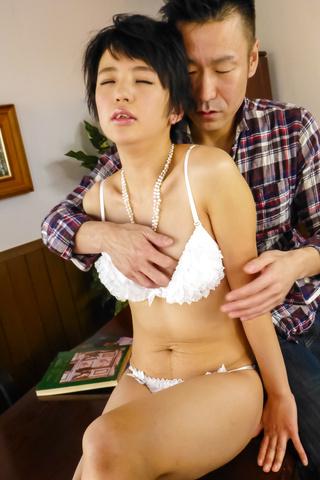 Japan blowjob with amazing babeSakura Aida  Photo 2