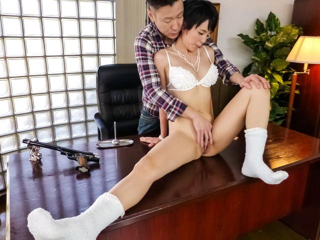 Japan blowjob with amazing babeSakura Aida  Photo 8