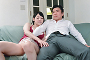 Hot Asian milf goes naughty in full porn experience  Photo 3
