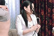Brunette Asian milf goes the extra milf for cock  Photo 5