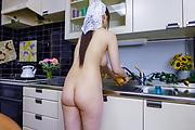 Big titsRie Tachikawaenjoying a tasty dick Photo 2