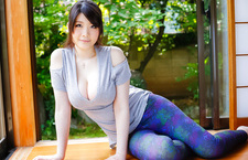Japan blowjob along busty babeRie Tachikawa