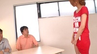 3D Merci Beaucoup 07 Hard Fucked Office Lady : Kanako Kimura (3D+2D Blu-ray in one disc) - Video Scene 1, Picture 5