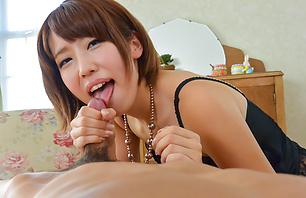 現役RQ松岡聖羅~フェラチオ 口...