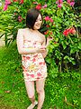 Minami Asano amazes with her outdoor Asian blowjob  Photo 2