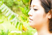 Minami Asano amazes with her outdoor Asian blowjob  Photo 3