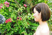 Minami Asano amazes with her outdoor Asian blowjob  Photo 5