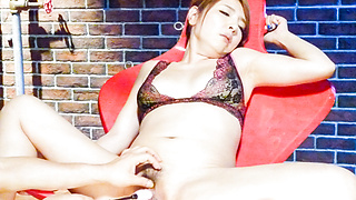 KIRARI 82 Cream Pie with Luxury Soap Girl : Chieri Matsunaga (Blu-ray) - Video Scene 2