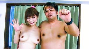 Asian pussy penetration scenes alongIbuki Akitsu