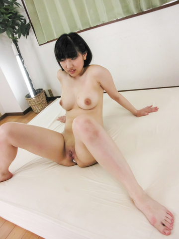 Arousing Hana Harusaki enjoys full asian threesome  Photo 1