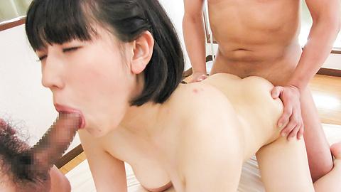 はめまくり!パイパン女子大生春咲...