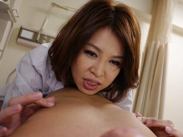 Japanese anal dildo makes Erika Nishino to go nasty Photo 5