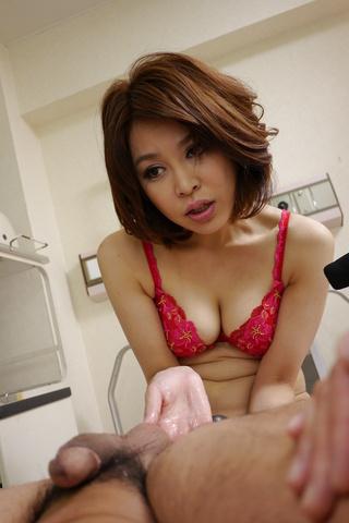 Japanese anal dildo makes Erika Nishino to go nasty Photo 8