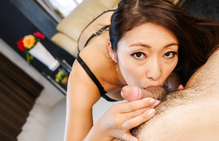 Asian milf combines massage with special blowjob  japanese tits, japanese girls naked, asian girls nude