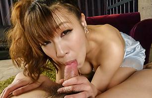 BustyNatsuki Shino amazes with...